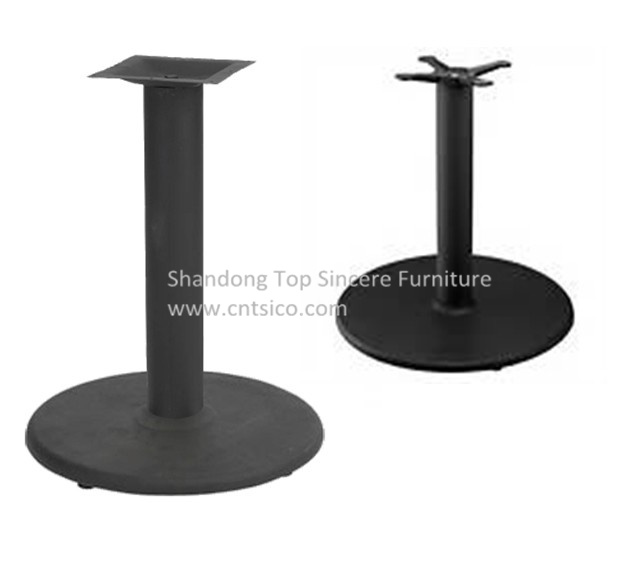 Round table base